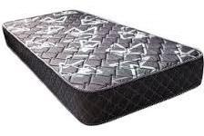 colchón espuma  1m x 1,90m paga en 6 cuotas.-