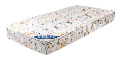 colchon espuma para cama carrito 140x190x18 cm de alto