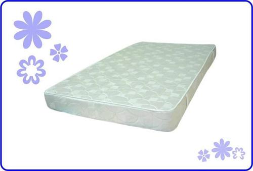 colchón espuma rosada de alta densidad, semiortopédico!