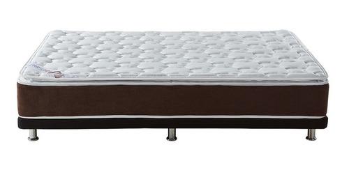 colchón everfoam full support 160*190 standart + base cama