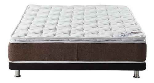 colchón everfoam premium gold 140*190 standart + base cama