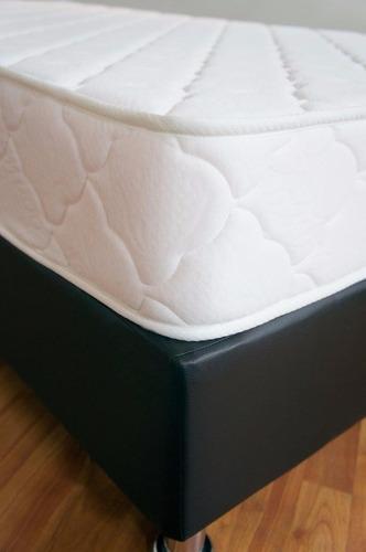 colchón fantasia litium 100x190x18 cm espumado