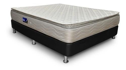 colchón fantasia marfil balanced 100x190 cm resortado