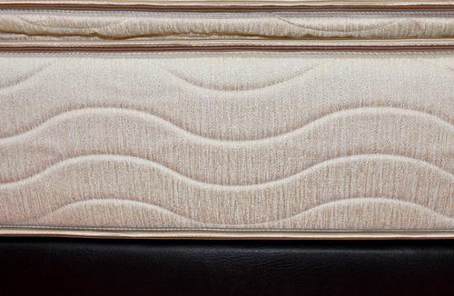 colchon fantasia marfil balanced 140x190 cm resortado