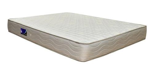 colchón fantasia marfil balanced 160x190 cm resortado