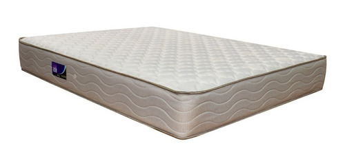 colchón fantasia marfil restek 140x190 cm resortado
