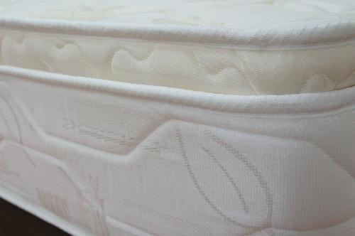 colchón fantasia spoom aqcua 140x190 cm espumado