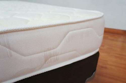 colchón fantasia spoom terra 100x190 cm espumado