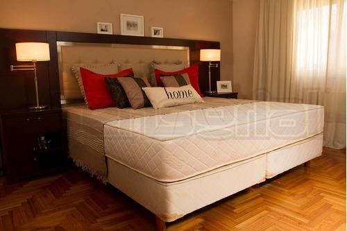 colchón fit memory 1,40 x 1,90 viscoelastica sensorial