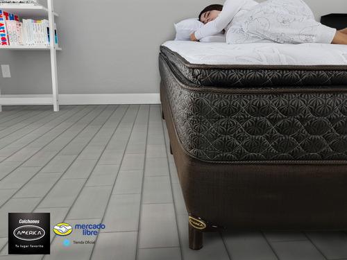 colchón individual américa