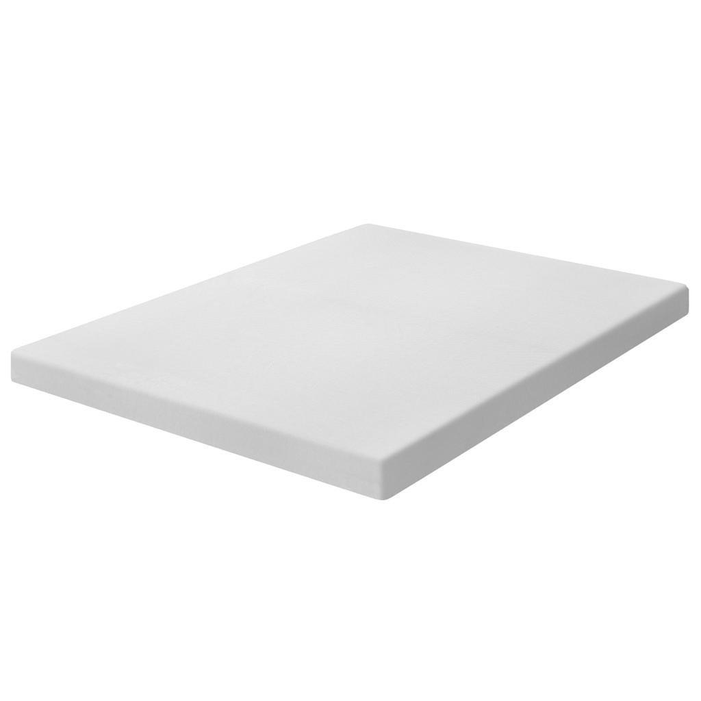 Colchon individual memory foam twin 4 pulgadas cama hm4 for Colchon para cama individual
