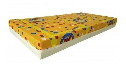 colchón infantil suavestar 97x65 impermeable envío gratis!!!