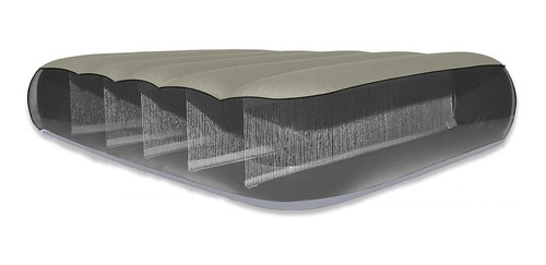 colchon inflable 1 1/2 pl camping 137x191cm intex 22788/3 mm