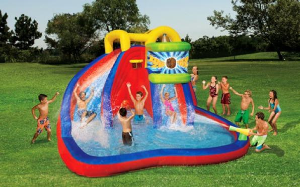 Colchon Inflable De Agua Para Ninos Fiestas Eventos Nuevos Bs 25