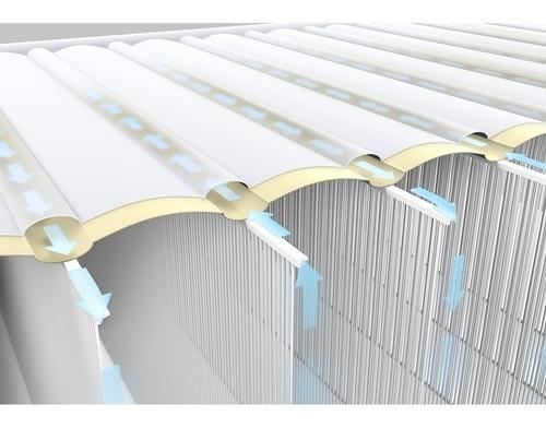 colchón inflable eléctrico intex 2 plazas // bamo