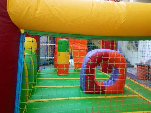colchon inflable fiestas infantiles