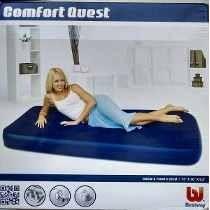 colchon inflable individual confort quest bestway