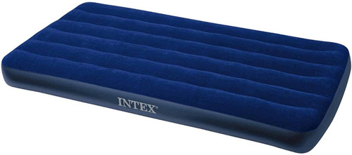 colchón inflable intex classic individual 99x191x22 cm 68757