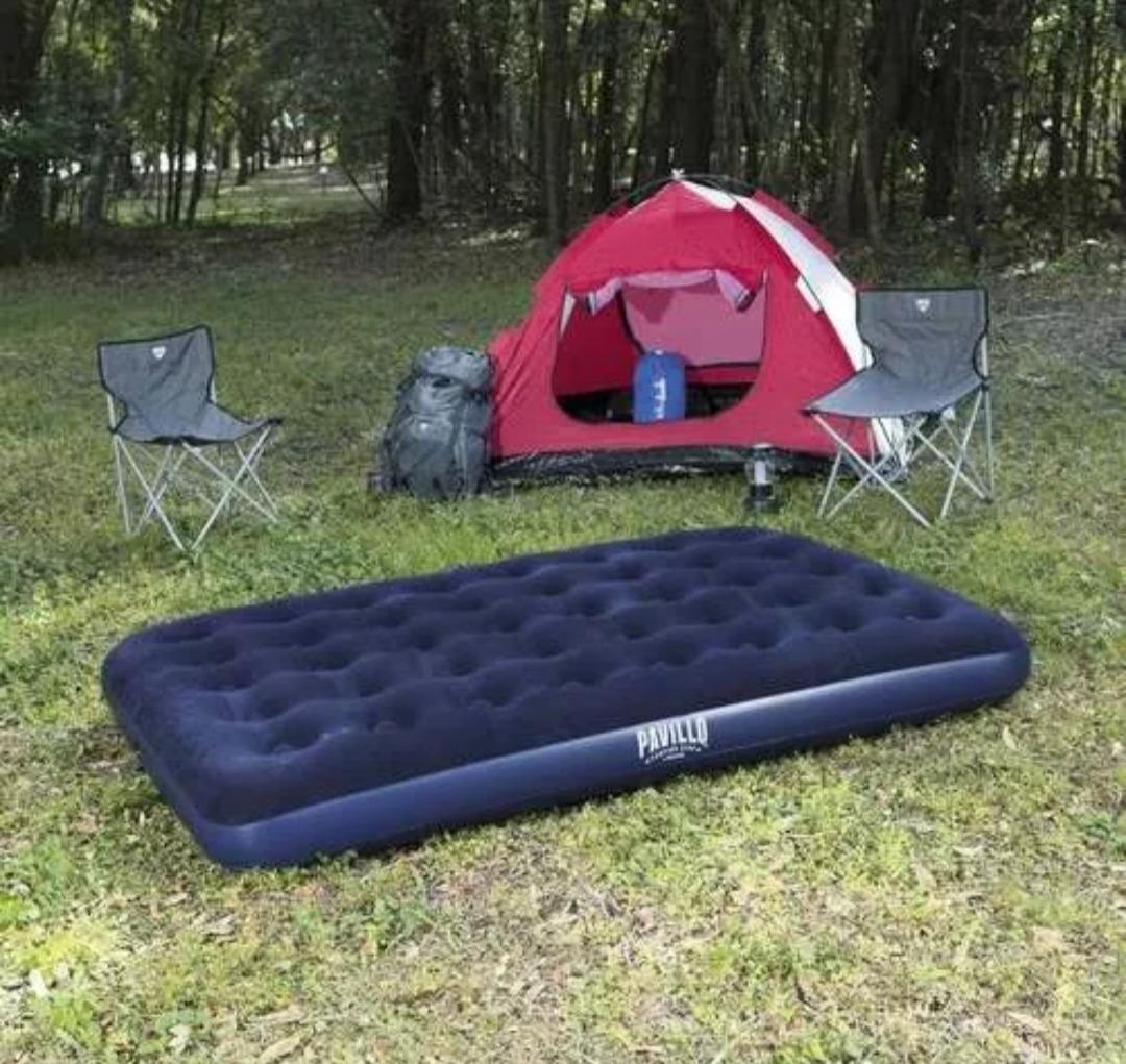 Colchones Para Camper.Colchon Inflable Pavillo Para Camping Carpa 1 88 X 99 X 22