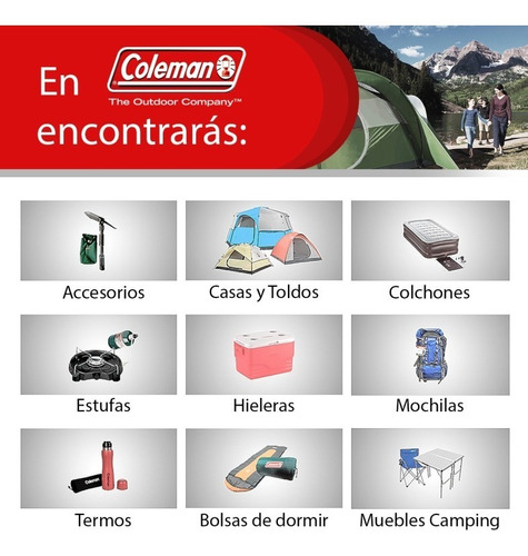colchon inflable queen quickbed plus bomba campismo coleman