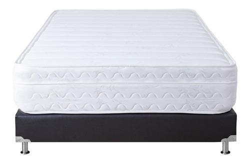 colchón júbilo especial pocket king 200x200 (semi firme)