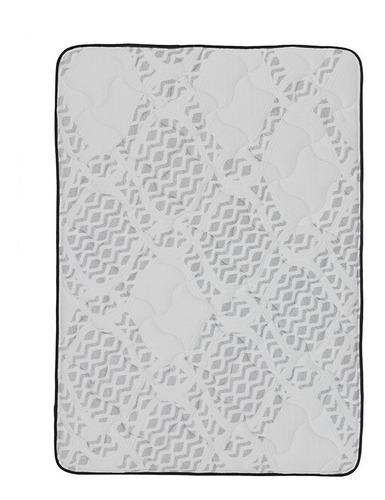 colchón kasim queen size con box de spring air
