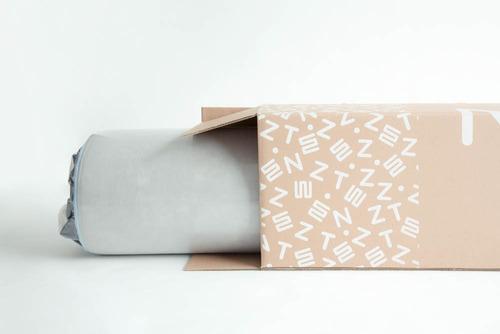 colchón king element de nezt. | hd foam. envío gratis