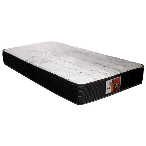 colchón king koil design 1 plaza (190x80 cms)