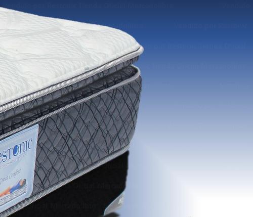 colchón king size restonic