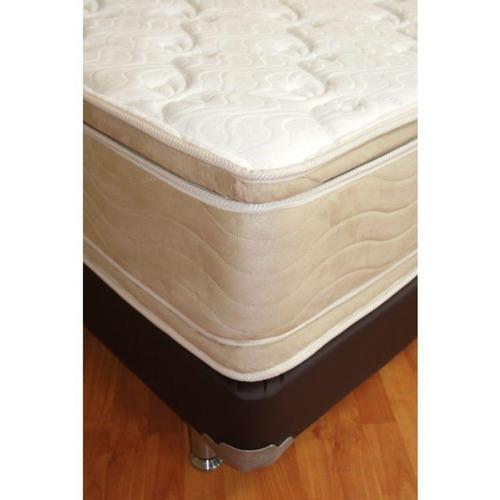 colchón marfil plascencci doble 140 x 190 cm