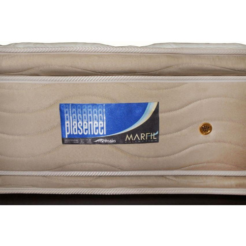 colchón marfil plascencci queen 160 x 190 cm