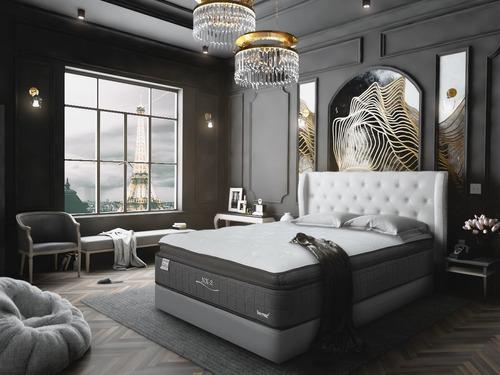 colchón matrimonial dormez nx-2 firme envio gratis