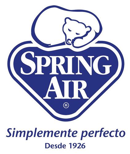 colchón matrimonial spring air