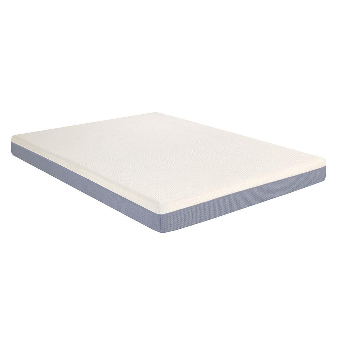 Colchon memory foam memoria respondaflex 15 king size for Base para colchon king size
