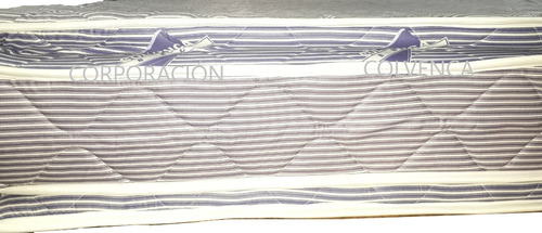 colchon original colvenca king size 2x2 pillow top resortes