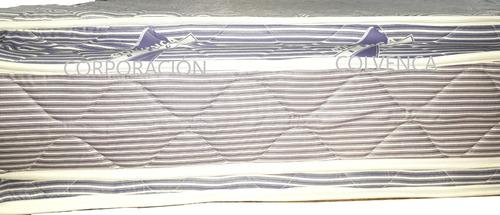 colchon original colvenca reforzado duro 140x190 pillow