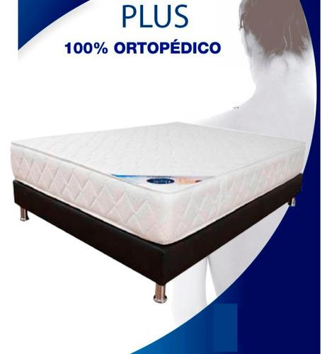 colchón ortopédico clinico1.40x190 envío gratis bogta-mede