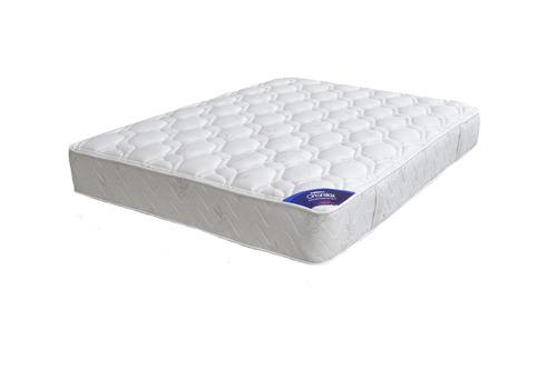colchón ortorelax dual sencillo 100x190 + alm + base + prot