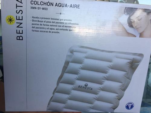 colchon para agua o aire