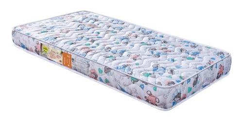 colchon para cuna / mini cama poliester bebe impermeable