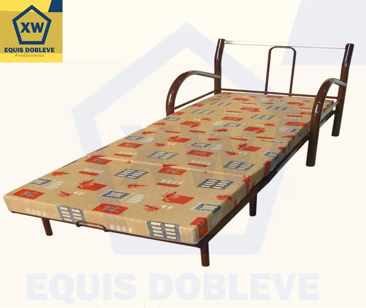 Colchón Para Sillón Cama Plegable 2 Plazas - $ 2.990,00 en Mercado Libre