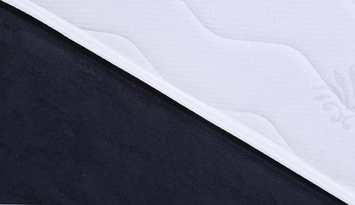 colchón paraíso casablanca gold 120*190 standart + basecama