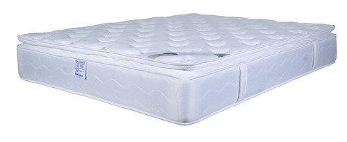 colchón paraíso germany 200 x 200 std - blanco.