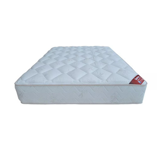 colchon perfect dream queen + base cama salin