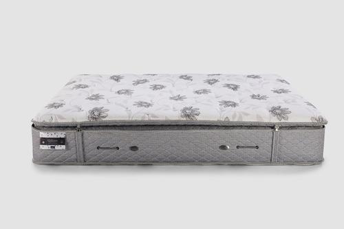 colchón piero ámbar 2 plazas 190x140 con pillow desmontable