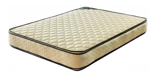 colchón piero bahia pillow top 190 x 130 dos plazas resortes
