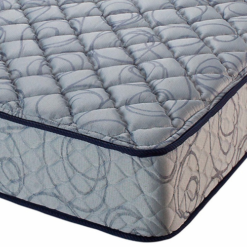 colchón piero fleur 190 x 90 1 ½ plazas espuma alta densidad