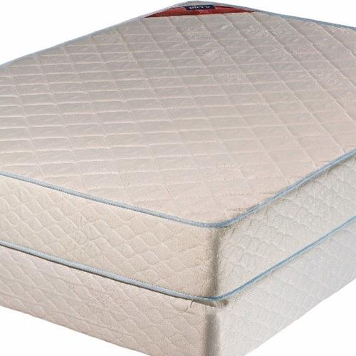 colchón piero foam 190 x 140 espuma alta dens 25 kg/m3