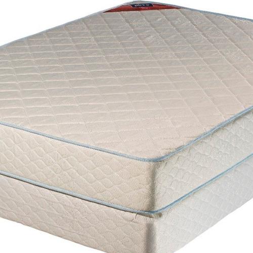 colchón piero foam 190 x 80 espuma alta dens 25 kg/m3