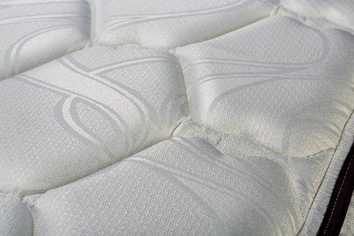 colchón piero gravita 2 plazas 190x140 resortes pocket